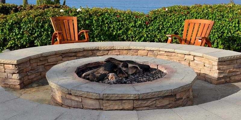 Build Your Own Outdoor Fire Pit Country Farm And Home